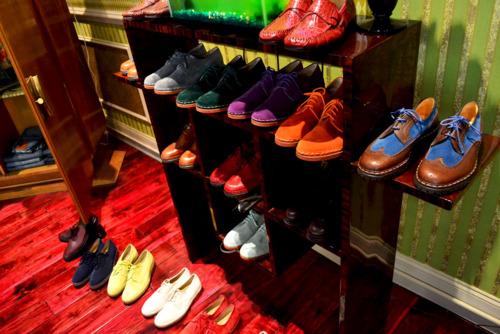 Gentleman's Shoe Collection